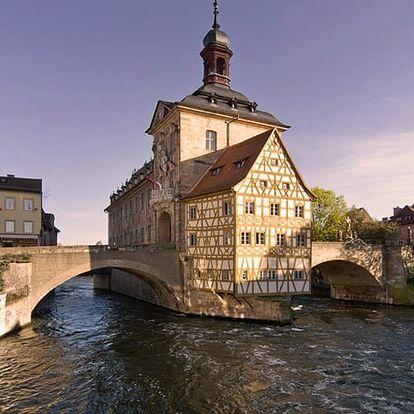Německo,Bavorská pivní cyklistická stezka, Bavorské Alpy, Německo, autobusem, snídaně v ceně