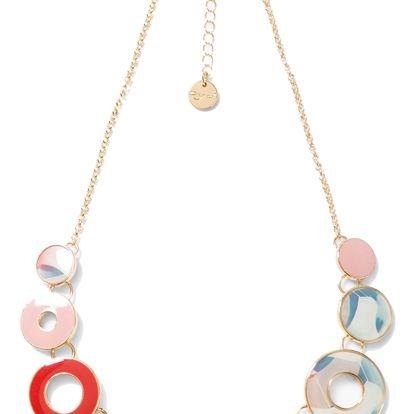 Desigual světlý dámský náhrdelník Misha