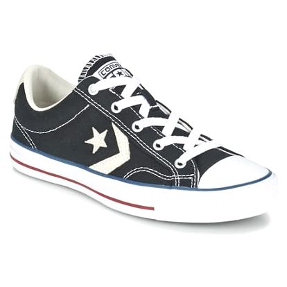 Converse Tenisky Star Player Ox Black/Milk 44