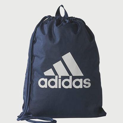 Sáček adidas Performance PER LOGO GB Modrá