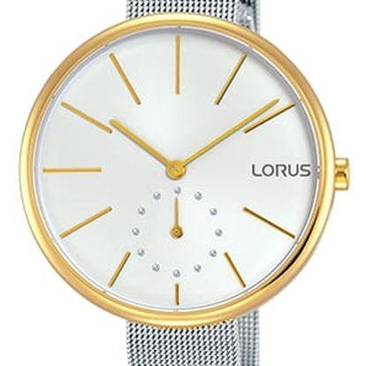 Lorus RN422AX8 + nůž, pojištění hodinek, doprava ZDARMA, záruka 3 roky