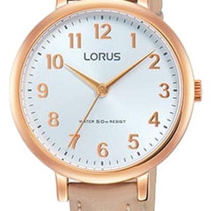 Lorus RG234MX8 + nůž, pojištění hodinek, doprava ZDARMA, záruka 3 roky