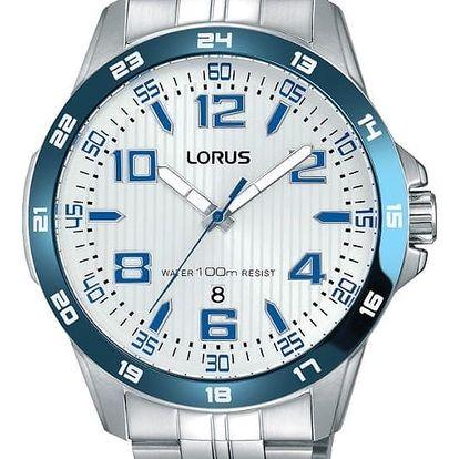 Lorus RH903GX9 + nůž, pojištění hodinek, doprava ZDARMA, záruka 3 roky