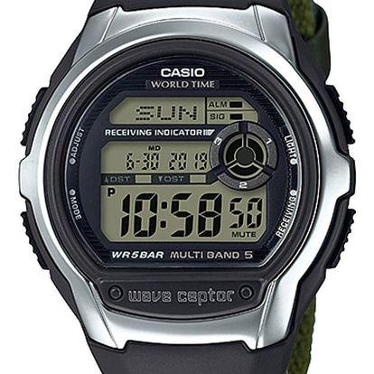 Casio WV M60B-3A + nůž, pojištění hodinek, doprava ZDARMA, záruka 3 roky