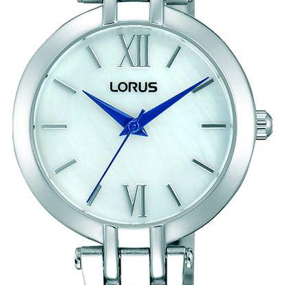 Lorus RG287KX9 + nůž, pojištění hodinek, doprava ZDARMA, záruka 3 roky