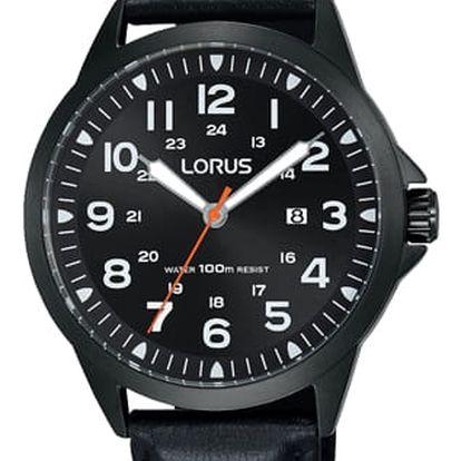 Lorus RH931GX9 + nůž, pojištění hodinek, doprava ZDARMA, záruka 3 roky
