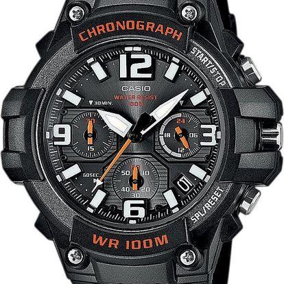 Casio MCW 100H-1A + nůž, pojištění hodinek, doprava ZDARMA, záruka 3 roky