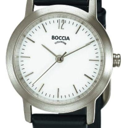 Boccia Titanium 3170-03 + nůž, pojištění hodinek, doprava ZDARMA, záruka 3 roky