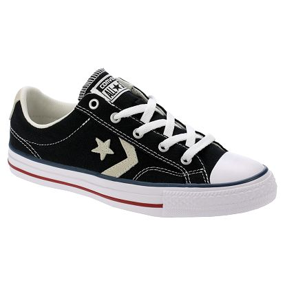Converse Tenisky Star Player Ox Black/Milk 42