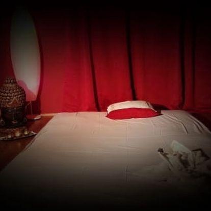 30-60min. thajská masáž zad a šíje u metra Anděl
