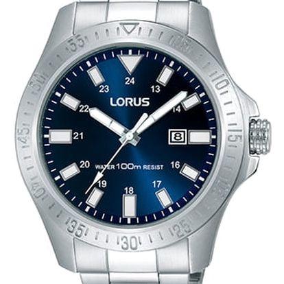 Lorus RH917HX9 + nůž, pojištění hodinek, doprava ZDARMA, záruka 3 roky