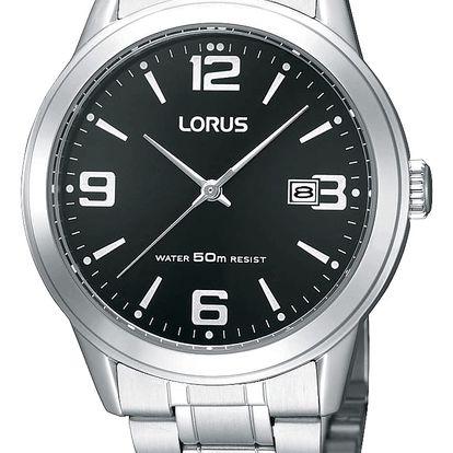 Lorus RH999BX9 + nůž, pojištění hodinek, doprava ZDARMA, záruka 3 roky