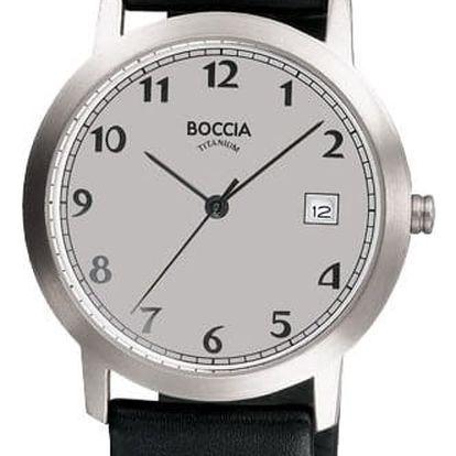 Boccia Titanium 510-92 + nůž, pojištění hodinek, doprava ZDARMA, záruka 3 roky