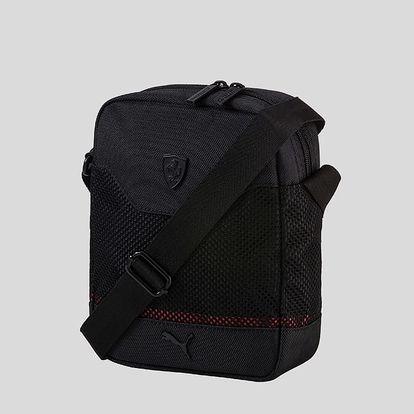 Taška Puma Ferrari LS Mesh Portable Black Černá