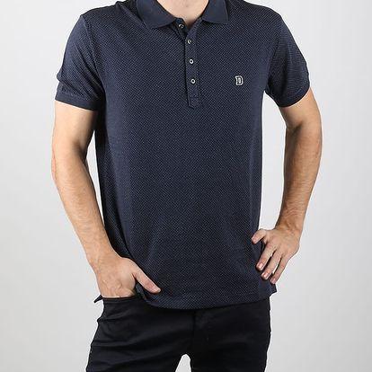 Tričko Diesel T-Kalar-Dots Camicia Modrá