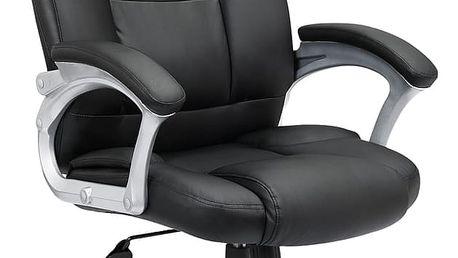 ADK Trade s.r.o. Kancelářská židle ADK Denver, černá
