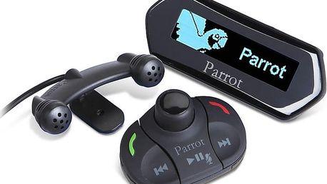 Handsfree do auta PARROT MKi 9100 Bluetooth (CZ) (PF310102AE CZ) černé + DOPRAVA ZDARMA