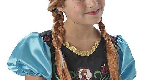 Dětská paruka princezna Anna