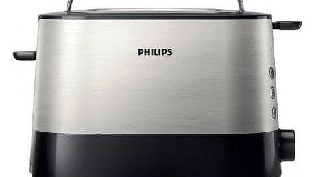 Topinkovač Philips HD263790, 1050W, nerez