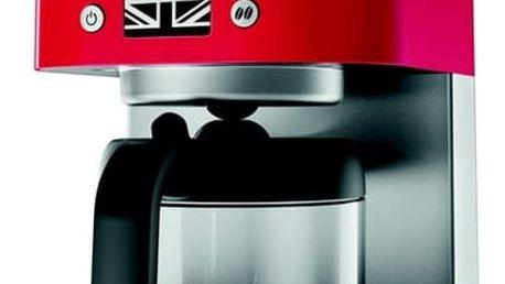 Kávovar Kenwood kMix COX750RD červený