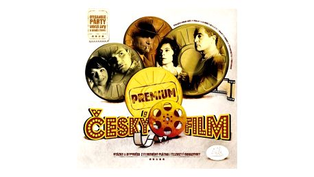 Hra Albi Český film Premium + Fidget Spinner Esperanza ETF110G BLUETOOTH, zelený v hodnotě 99 Kč + Doprava zdarma