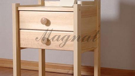 Noční stolek Idea - bezbarvý