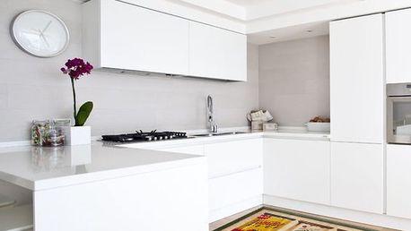 Vysoce odolný kuchyňský koberec Webtappeti Caddy, 60x150 cm