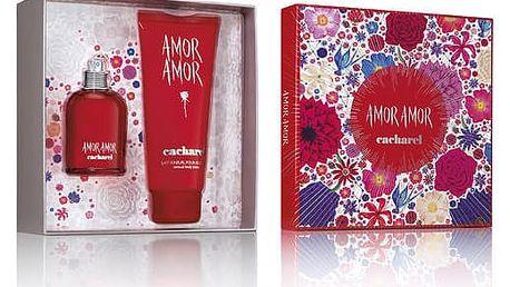 Cacharel Amor Amor Toaletní voda pro ženy Dárkový set XMAS