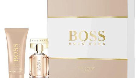 Hugo Boss The Scent Parfémová voda pro ženy Dárkový set XMAS