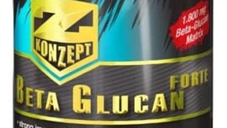 Beta Glucan Forte s výtažky z hlívy ústřičné pro posílení imunity
