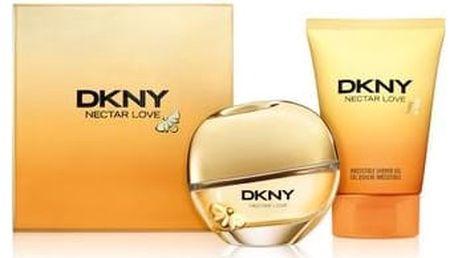 DKNY Nectar Love parfémová voda pro ženy Dárkový set XMAS