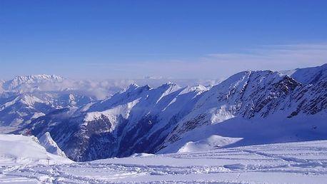 Rakousko, Jarní lyžařská paráda na Mölltalu a Ankogelu, Korutany, Rakousko, autobusem, polopenze