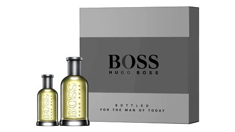 Hugo Boss Bottled Toaletní voda pro muže Dárkový set XMAS