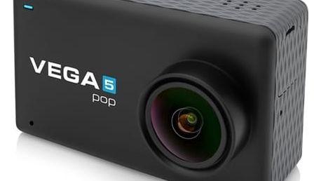 Outdoorová kamera Niceboy VEGA 5 pop + dálkové ovládání (vega-5-pop) černá + DOPRAVA ZDARMA