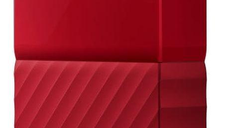 """Externí pevný disk 2,5"""" Western Digital 2TB (WDBYFT0020BRD-WESN) červený"""
