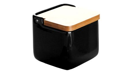 Dóza na sůl Versa Black Salt Box