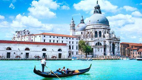 Italské skvosty: Řím, Florencie, Verona, Benátky