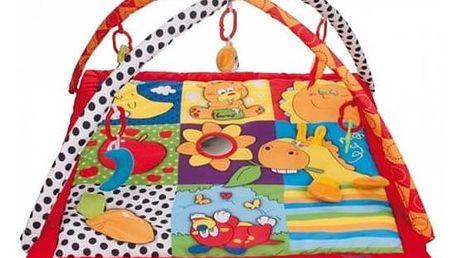 Hrací deka s hrazdou Canpol babies KŮŇ Čepička Santa Claus Canpol babies (zdarma) + Doprava zdarma