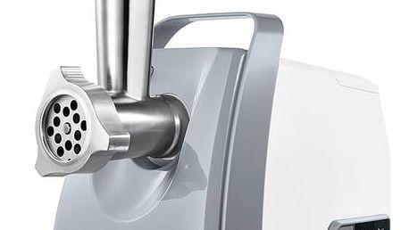Mlýnek na maso Bosch ProPower MFW45020 bílý + Doprava zdarma