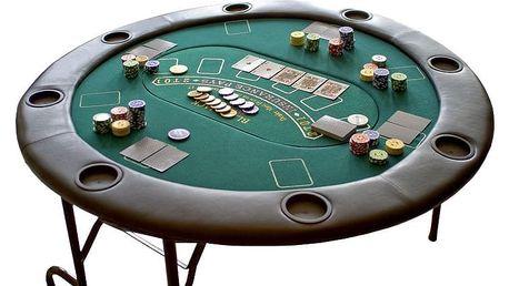 AAApoker D00999 Profesionální rozkládací pokerový stůl