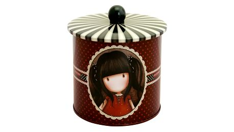 Dóza na sušenky Santoro London Gorjuss Ruby