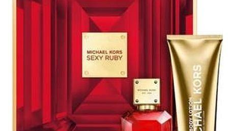 Michael Kors Sexy Ruby parfémová voda pro ženy Dárkový set XMAS