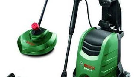 Vysokotlaký čistič Bosch AQT 40-13 černý/zelený + Doprava zdarma