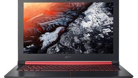 Notebook Acer Aspire Nitro 5 (AN515-51-53YW) (NH.Q2REC.003) černý + Doprava zdarma
