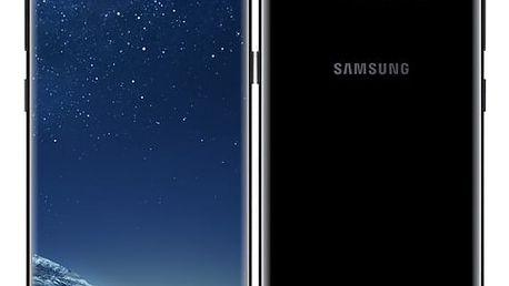 Mobilní telefon Samsung S8 - Midnight Black (SM-G950FZKAETL) + DOPRAVA ZDARMA