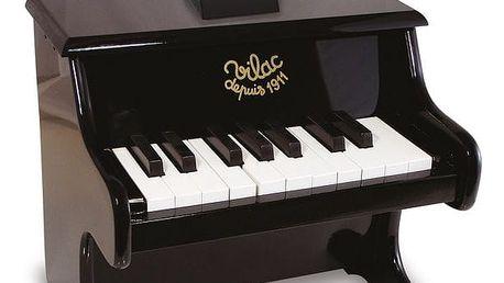 VILAC Dětský hudební nástroj – klavír černý