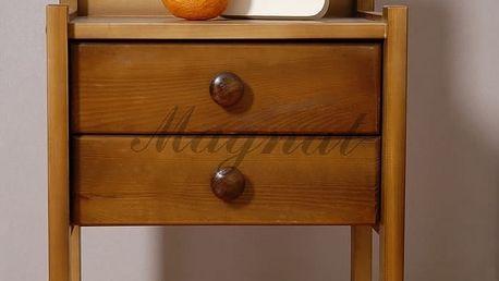 Noční stolek Idea - dub