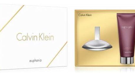 Calvin Klein Euphoria Parfémová voda pro ženy Dárkový set XMAS