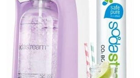 Výrobník sodové vody SodaStream Pastels JET PASTEL VIOLET fialový