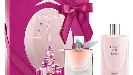 Lancôme La Vie Est Belle parfémová voda Dárkový set XMAS